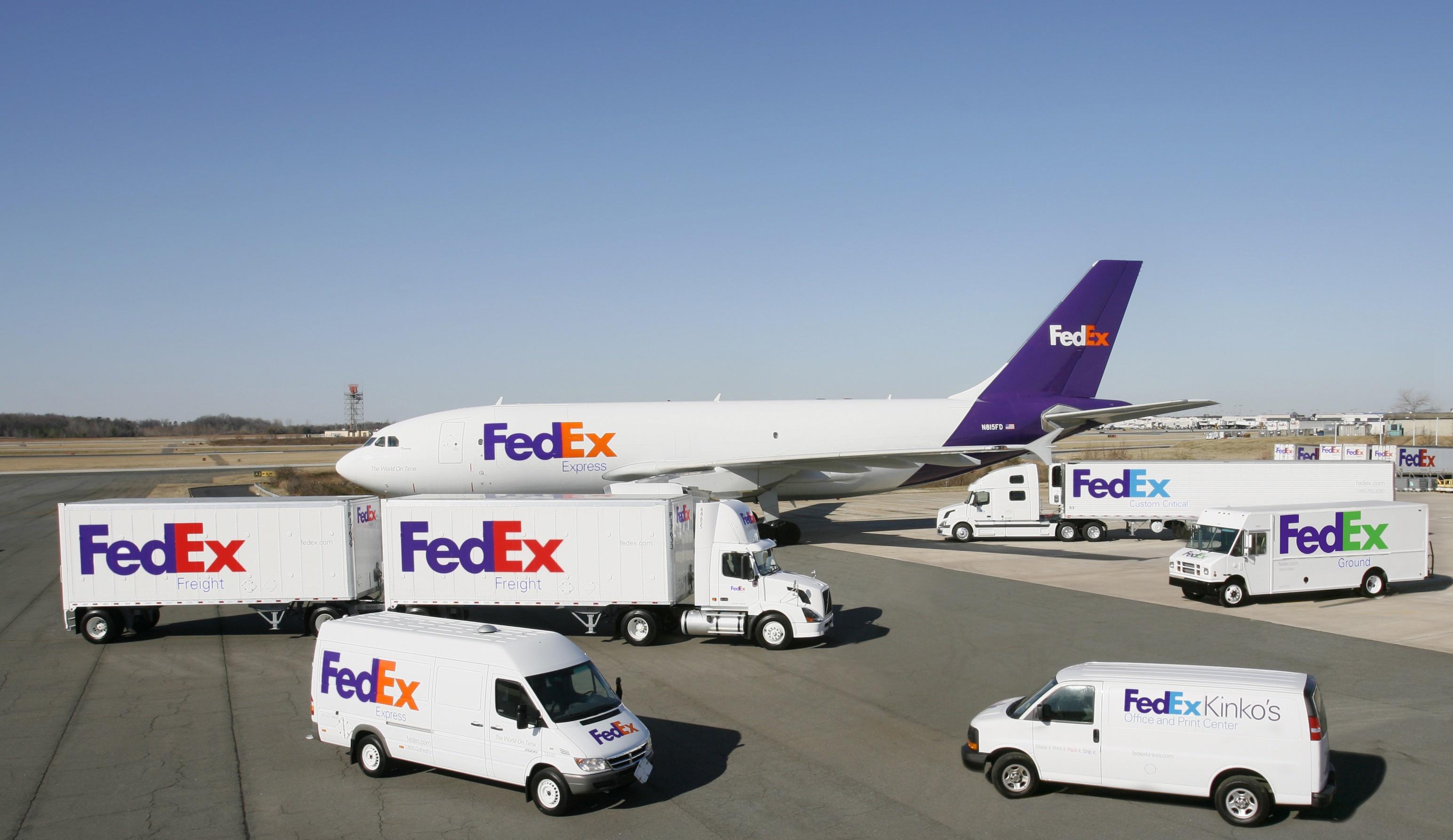 Dịch vụ chuyển phát nhanh quốc tế FedEx