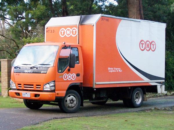 Dịch vụ chuyển phát nhanh quốc tế TNT