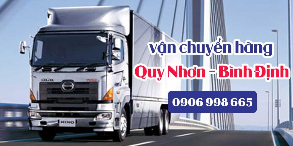 Vận chuyển hàng đi Quy Nhơn – Bình Định