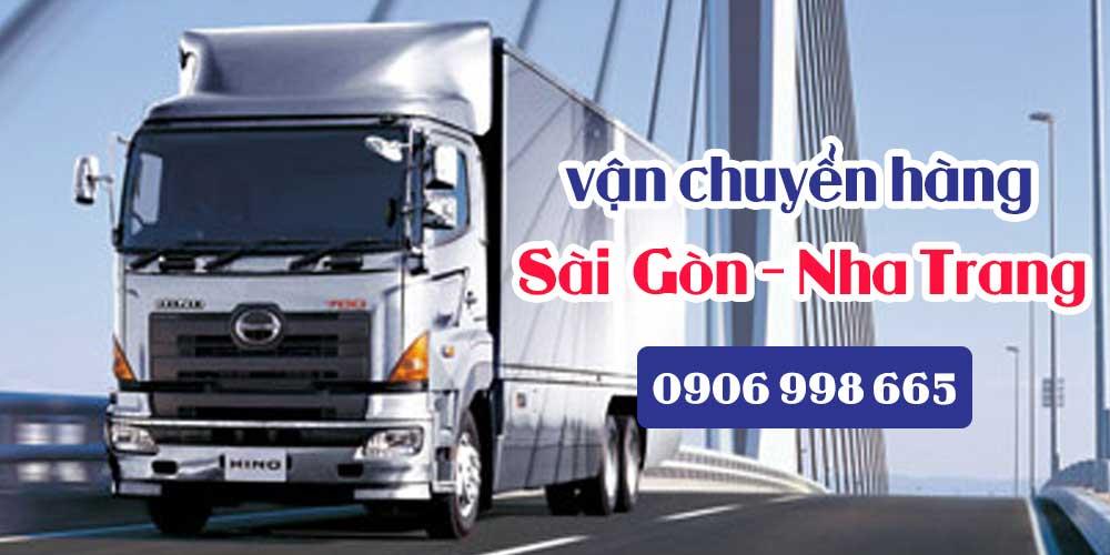 Vận Chuyển Hàng Sài Gòn đi Nha Trang