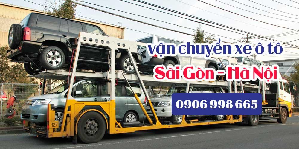 Dịch Vụ Vận Chuyển Xe ôtô bằng Đường Bộ Sài Gòn – Hà Nội
