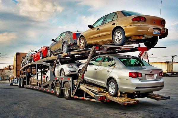 Vận chuyển xe ô tô là hàng hóa vận tải đặc biệt
