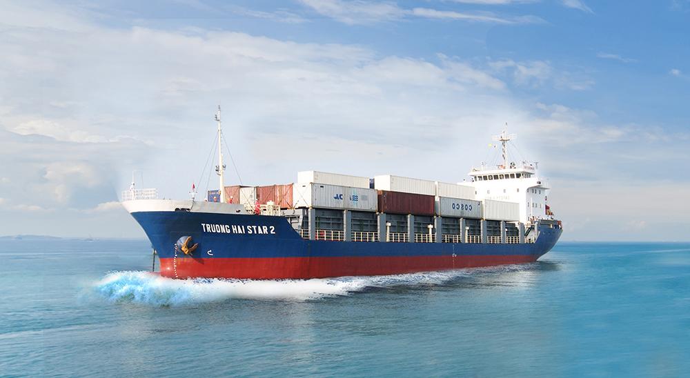 Vận chuyển hàng hóa bằng đường biển nội địa