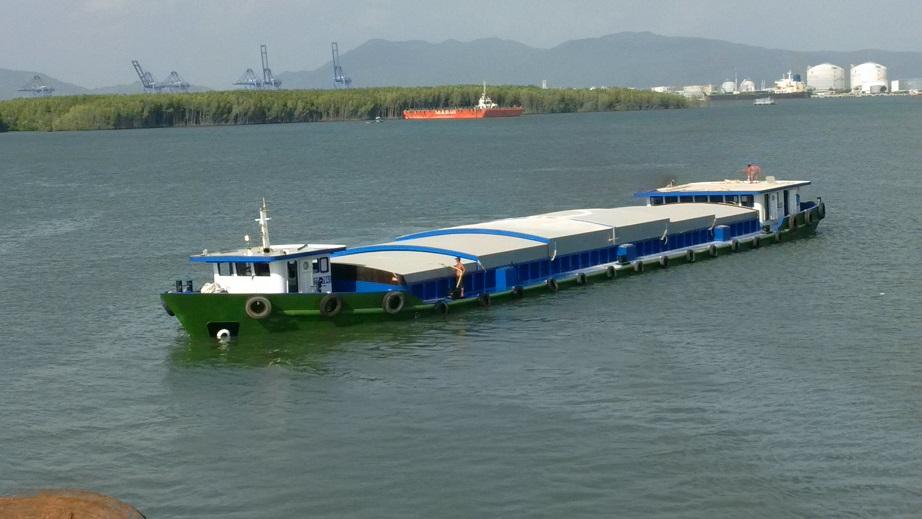 Lợi ích khi vận chuyển hàng hóa bằng đường biển