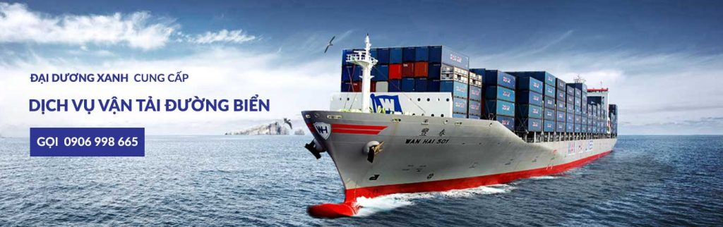 Đại Dương Xanh là công ty vận tải uy tín nhất trong các hãng vận chuyển hàng hóa nội địa Việt Nam